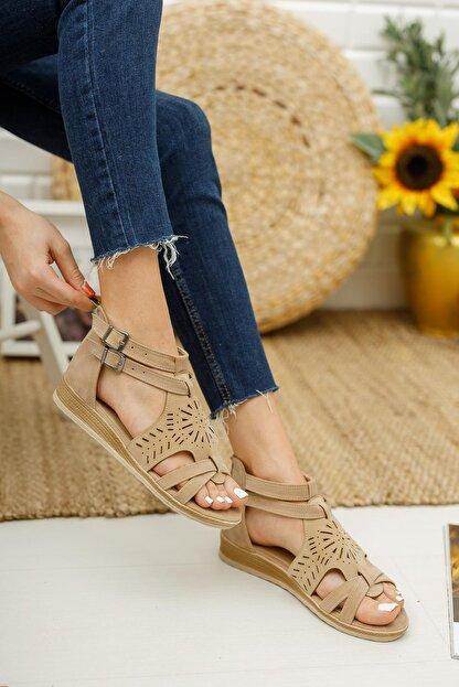 Muggo Ays62 Kadın Sandalet