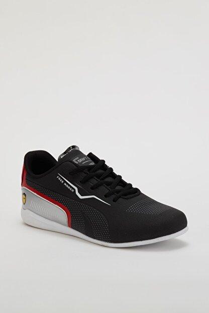 Muggo Erkek Siyah Sneaker Fr5263