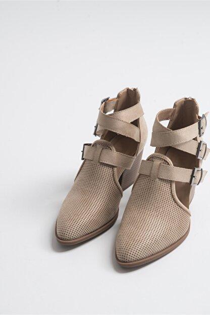 LuviShoes 2030 Ten Kadın Yazlık Bot