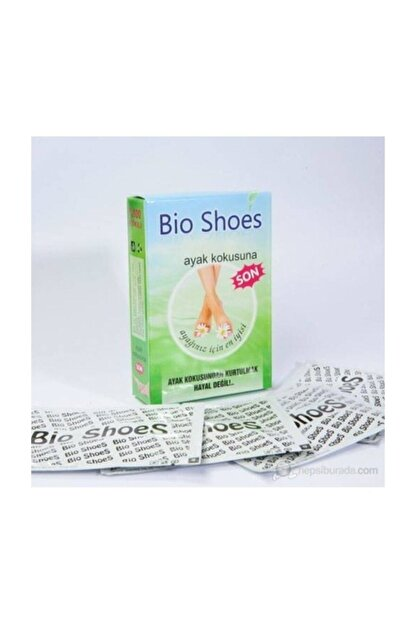 Bio Shoes Ayak Kokusu Önleyici