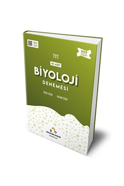 Ders Ortamı Yayınları 40'lı Tyt Biyoloji Denemesi