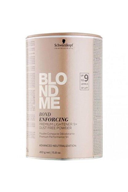 BLONDME Schwarzkopf Blondme Premium Lift+9 Açıcı 450 gr