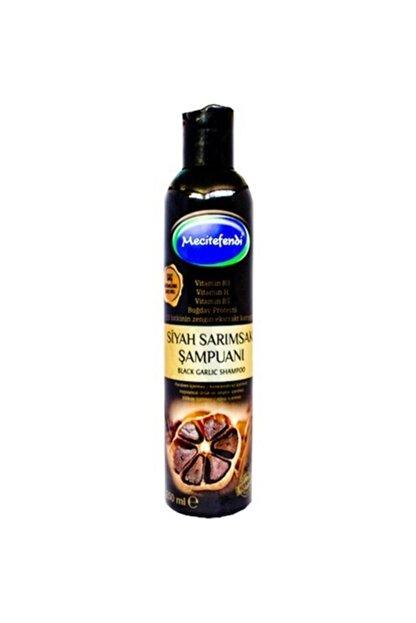 Mecit Efendi Siyah Sarımsak Şampuanı 250 ml