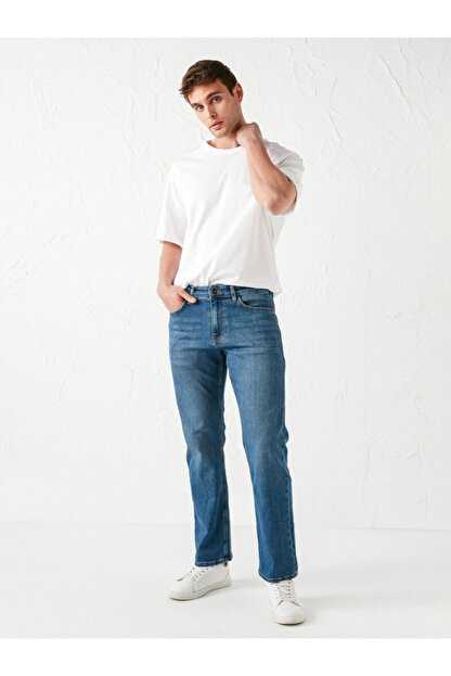 LC Waikiki Erkek Mavi Jean