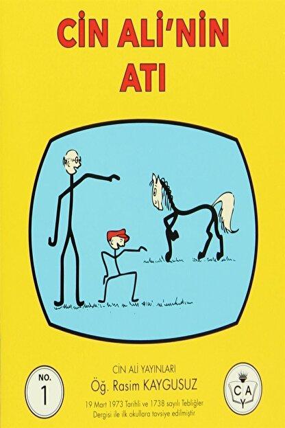 Cin Ali Yayınları Cin Ali 10 Kitap Serisi