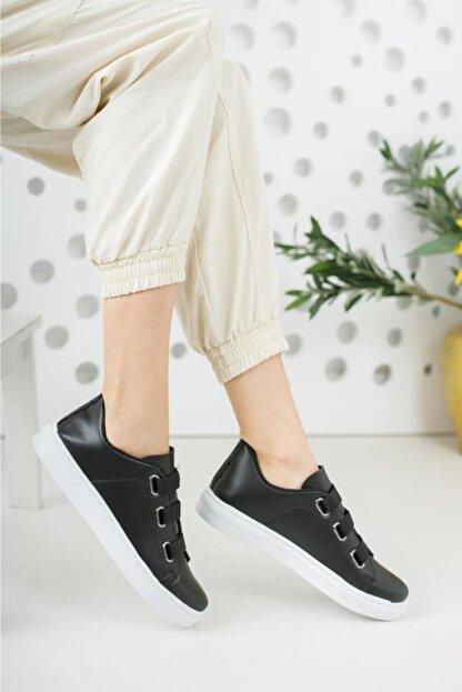 Moda Frato Wz-01 Lastikli Kadın Spor Ayakkabı