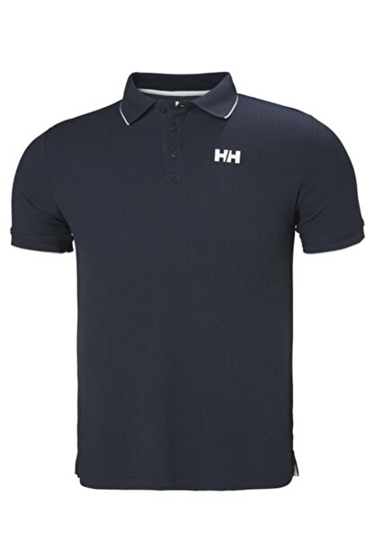 Helly Hansen Kos Polo Yaka Erkek T-shirt Lacivert