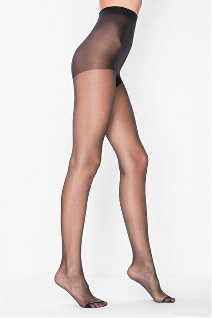 Penti Kadın  Siyah Mat 15 Den Külotlu Çorap (syh-m123456)