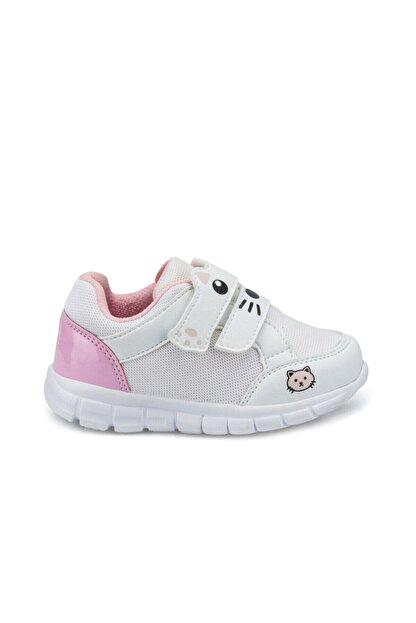 Kinetix BUFFY 1FX Beyaz Kız Çocuk Yürüyüş Ayakkabısı 100782341