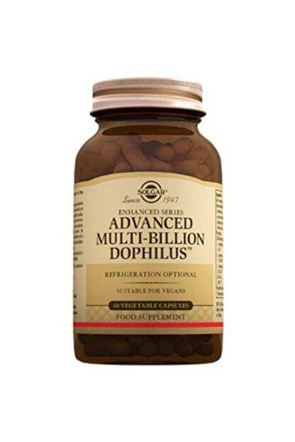 Solgar Advanced Multi-billion Dophilus 60 Kapsül 033984000391