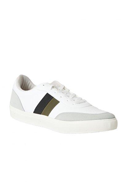 Altınyıldız Classics Erkek BEYAZ-SIYAH-GRI Casual Spor Sneaker Ayakkabı