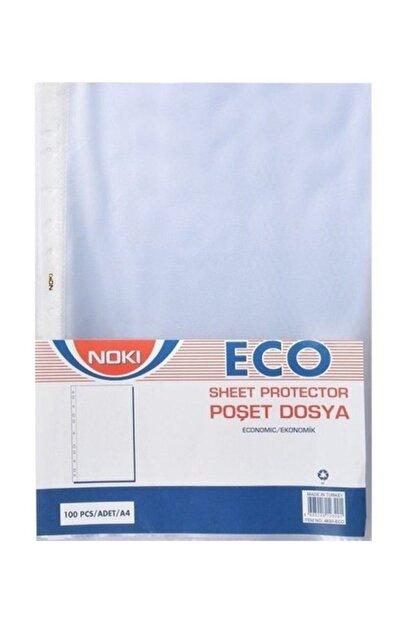 Noki Eco 100'lü Poşet Dosya 4830