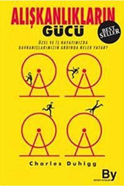 Boyner Yayınları Alışkanlıkların Gücü Charles Duhigg - Charles Duhigg