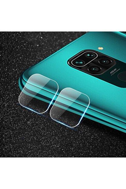 Dijimedia Xiaomi Redmi Note 9 Pro Nano Kamera Camı Koruyucu