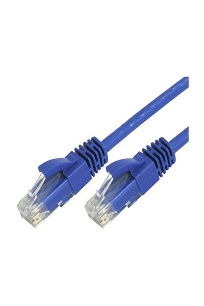 Powermaster 30 Metrelik Cat6 Lan Fabrikasyon Internet Data Kablosu(ethernet Modem Rj45 Uçlu Jacklı Network Adsl)