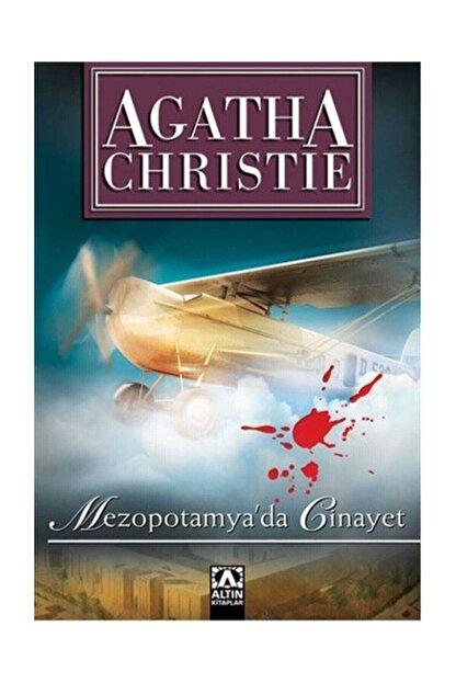 Altın Kitaplar Mezopotamya'da Cinayet Agatha Christie