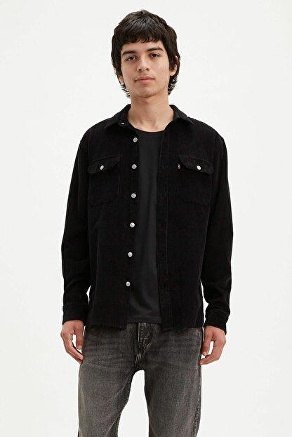 Levi's Erkek Siyah Ceket J1957301130
