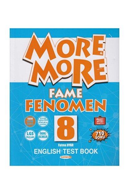 Kurmay Elt Yayınları More More 8 Englısh Fame Fenomen