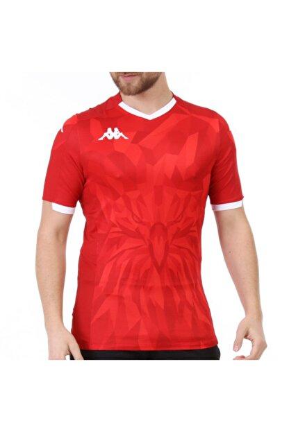Kappa Pro Away Kırmızı T-shirt