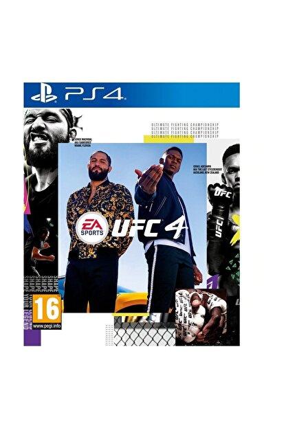 EA Games UFC 4 PS4 Oyun