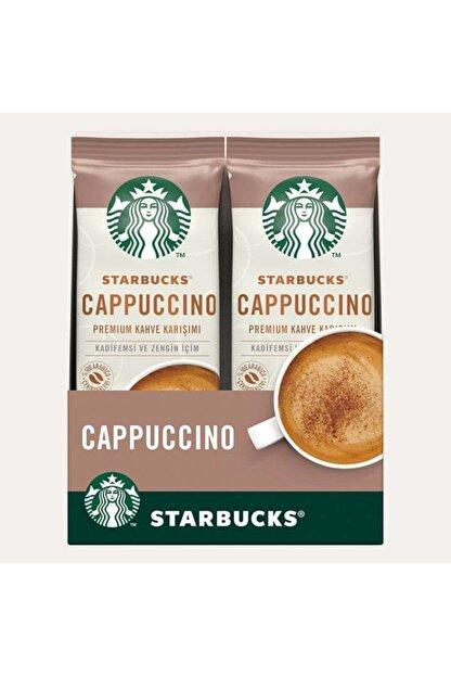 Starbucks Cappuccino Premium Kahve Karışımı 14 Gr X 10 Paket