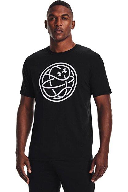 Under Armour Erkek Spor T-Shirt - UA HOOPS ICON TEE - 1361920-001