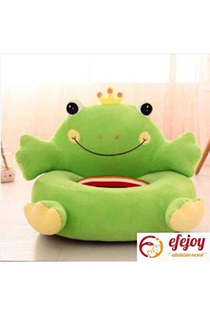 Efe Joy Kurbağa Peluş Bebek Çocuk Koltuğu