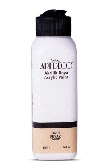 Artdeco Akrilik Boya 140 ml. Beyaz 70r-3619