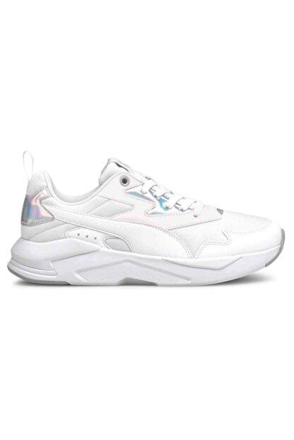 Puma X-RAY LITE METALLIC WMN Beyaz Kadın Sneaker Ayakkabı 101085449