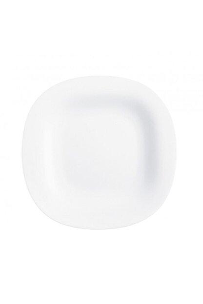 Luminarc Carine Blanc 6'lı Beyaz Pasta Tabağı