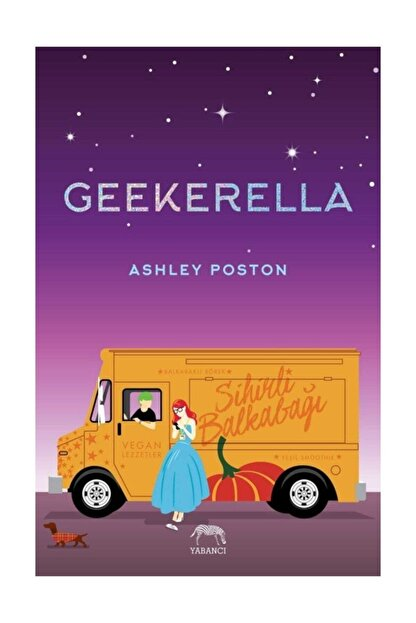 Cadı Yayınları Geekerella Ashley Poston