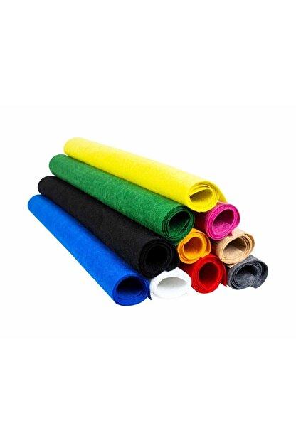 Bambu 10 Renk Keçe Paket 50*70 cm