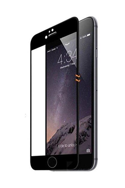 Telefon Aksesuarları Iphone 6-6s Kavisli Tam Kaplayan 9d Ekran Koruyucu Film