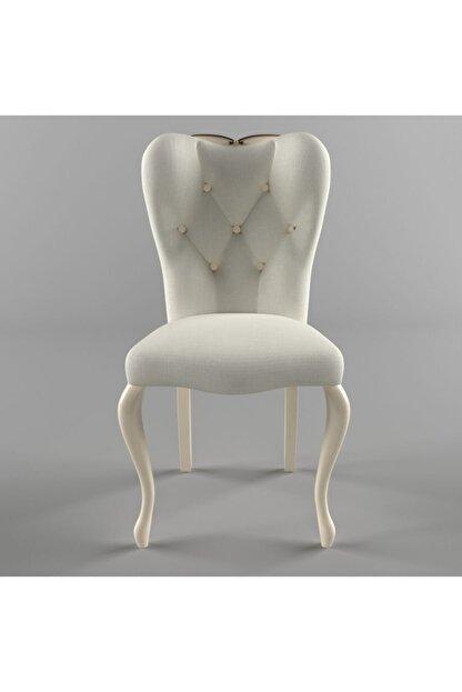 İstikbal Ekru Sandalye