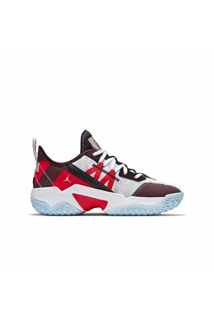 Nike Unisex Kırmızı Jordan One Take Iı Basketbol Ayakkabısı Cz0840-106