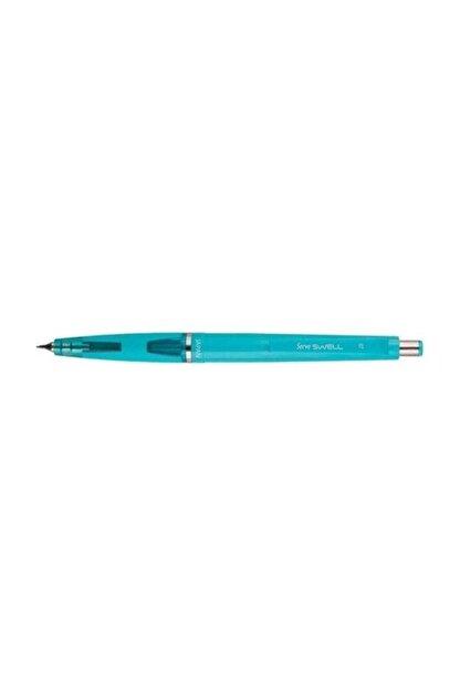 Serve Swell Mekanik Kurşun Kalem 0.7 mm FOSFORLU MAVİ
