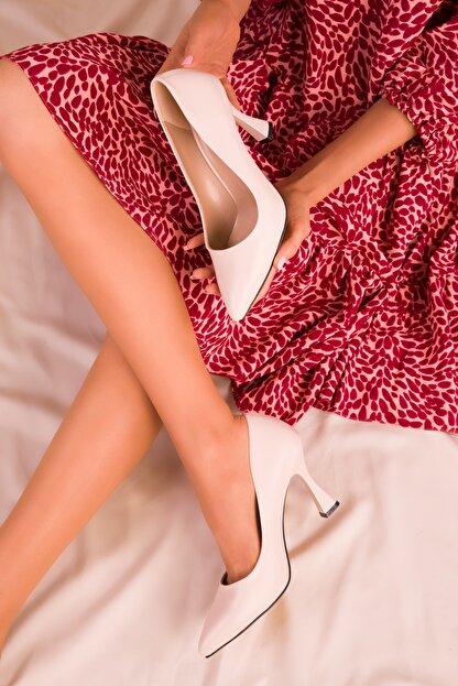 Soho Exclusive Ten Kadın Klasik Topuklu Ayakkabı 16002