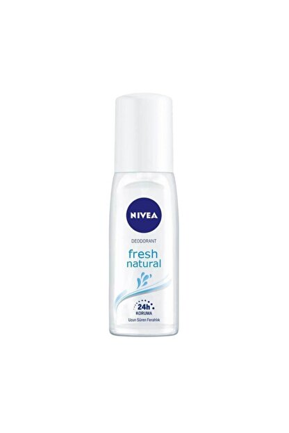 Nivea Deo Pump 75ml Fresh Women 4005808726271