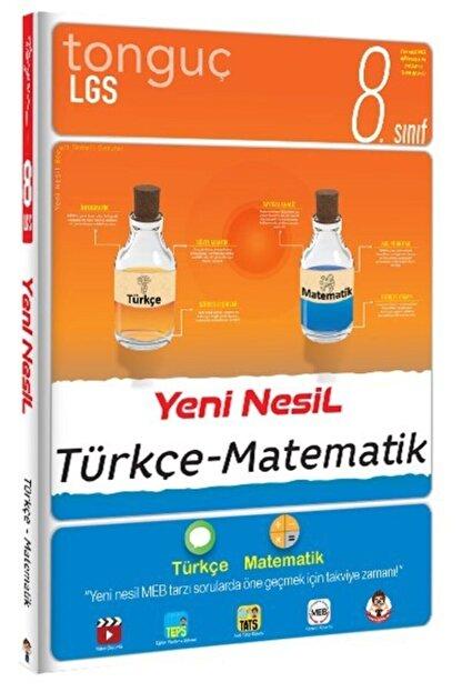 Tonguç Akademi 8. Sınıf Yeni Nesil Türkçe Matematik Soru Bankası