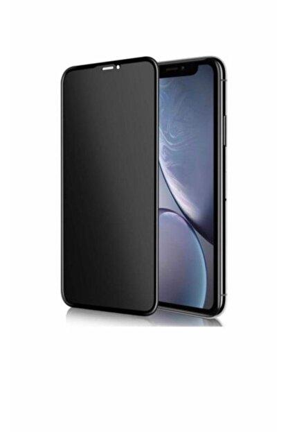 GALIO Iphone Xs Full Hayalet Kırılmaz Privacy Cam