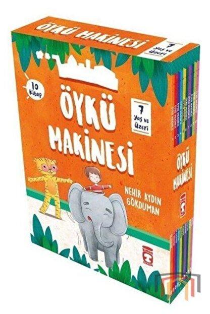 Timaş Çocuk - İlk Gençlik Öykü Makinesi Seti-10 Kitap Takım