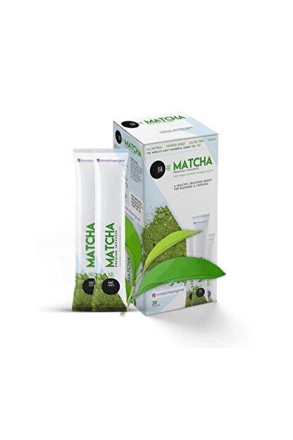 Bilge İlaç Matcha Çayı 20 Adet x 10 g