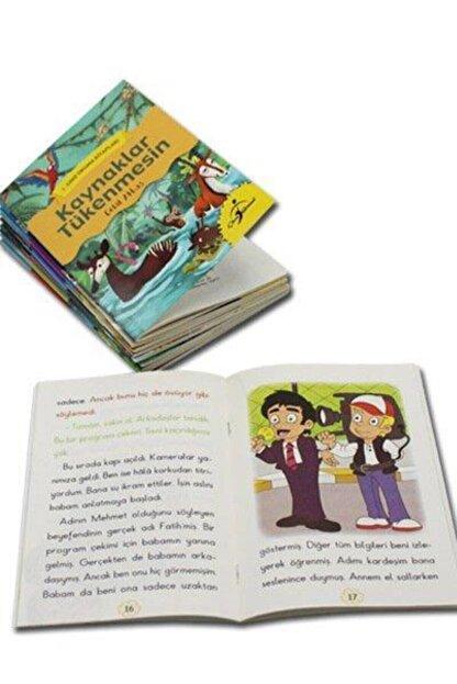 Çocuk Gezegeni 1. Sınıf Okuma Kitapları Serisi 10 Kitap Set