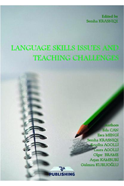 Rating Academy Yayınları Language Skills Issues And Teaching Challenges