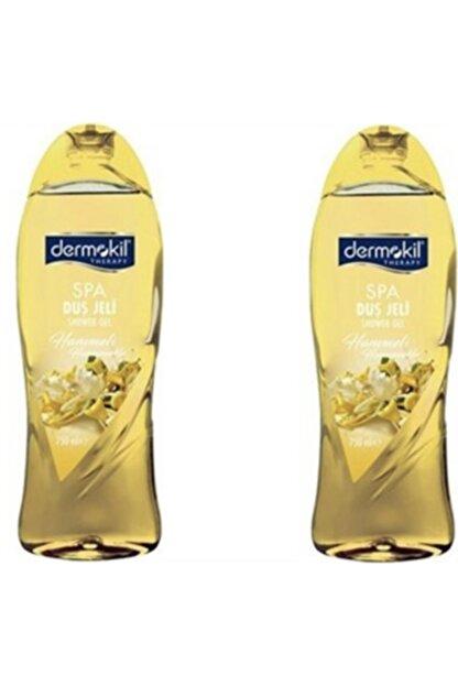 Dermokil Dükkana Buyrun Therapy Duş Jeli 500 ml Hanımeli 2'li Set 1 Alana 1 Bedava