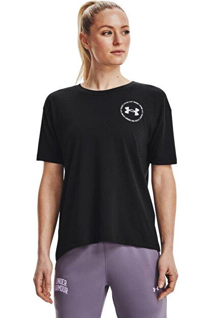 Under Armour Kadın Spor T-Shirt - IWD Graphic SS Tee - 1361083-001