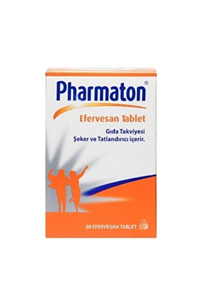 Pharmaton 20 Efervesan Tablet