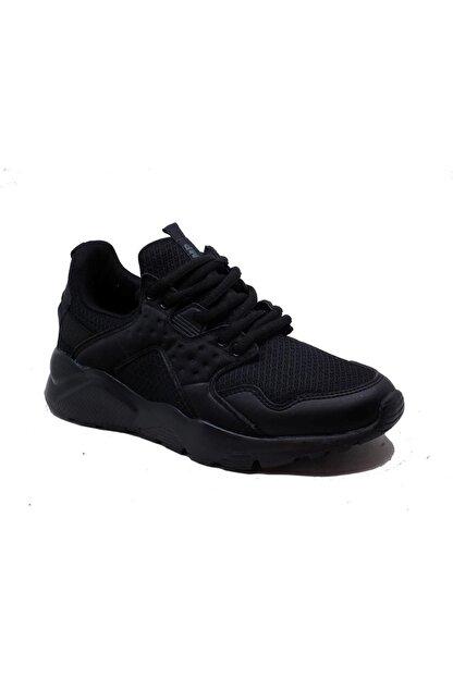 Jump Kadın Siyah Spor Ayakkabı 21090
