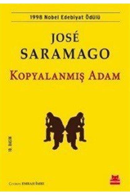 Kırmızı Kedi Yayınları Kopyalanmış Adam - Jose Saramago
