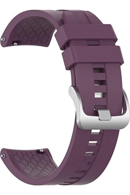 MORTY Huawei Gt - Gt 2 - Honor Magic Watch 2 46mm Akıllı Saat Silikon Kordon
